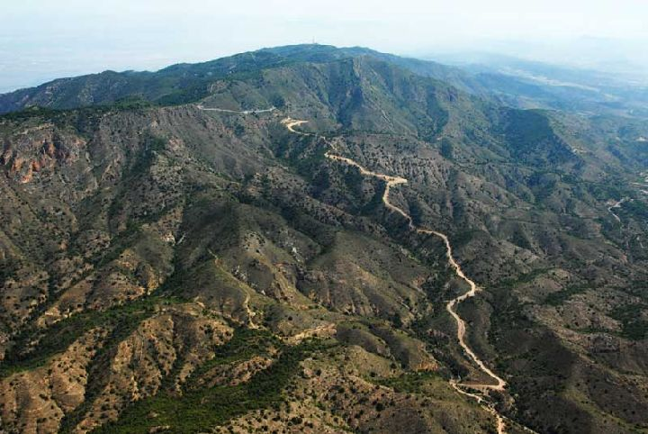 El Valle y Carrascoy