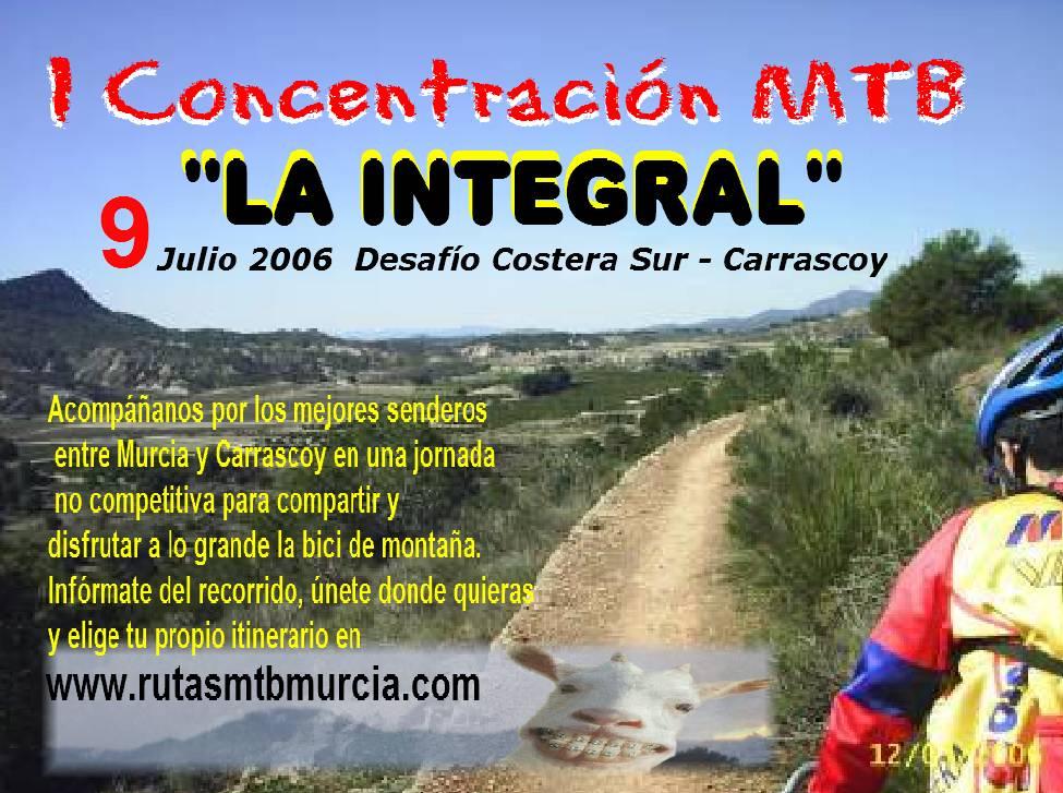 Cartel Integral de la Cabra 2006